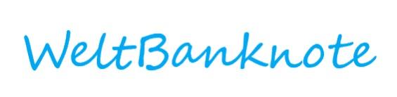 Weltbanknote-Logo